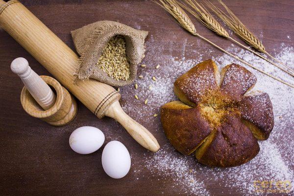 Ceren Osmanlı Ekmeği - Zeytinyağlı Ekmek