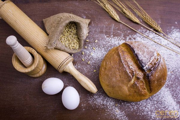 Ceren Sarı Buğday Ekmeği